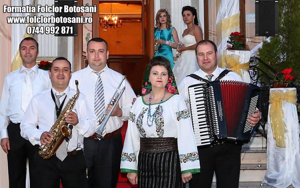 Formația Folclor Botoşani muzica nunti,cumatrii si petreceri private