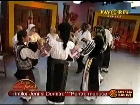 Versavia Vecliuc - Sarba de la Tudora FAVORIT TV