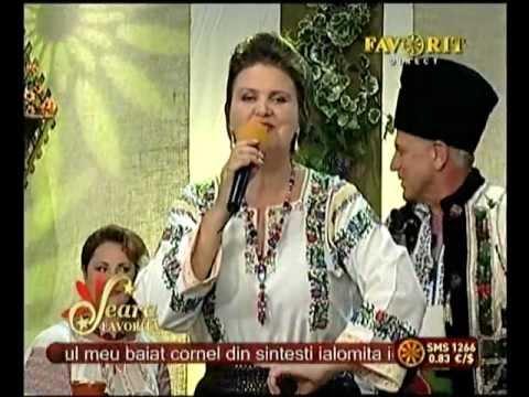 Versavia Vecliuc-Hai la joc cu voie buna (etno tv)