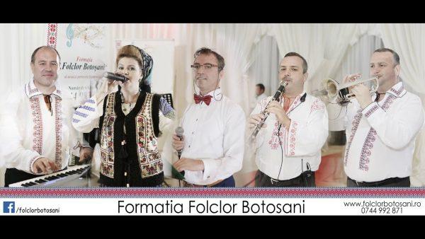 Muzică ușoară Formația Folclor Botoșani Tel 0744 992 871 Casa Lux