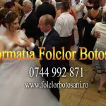 Formatii nuntă Formația Folclor Botoșani Valsul mirilor Muzică ușoară