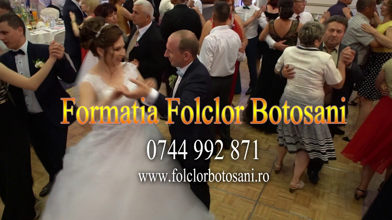 Formaţia Folclor Botoşani Batute Moldovenesti Nunta Soul Mate Casa