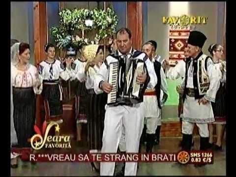 Florin Vecliuc - Ruseasca de la Tudora FAVORIT TV