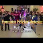 Bătute moldoveneşti Formaţia Folclor Botoşani si Versavia Vecliuc la Casa lux Botosani