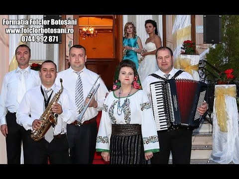 Formaţia Folclor Botoşani - muzica moldoveneasca nunta Roman