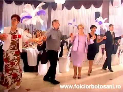 Formaţia Folclor Botoşani la Casa Lux an 2012